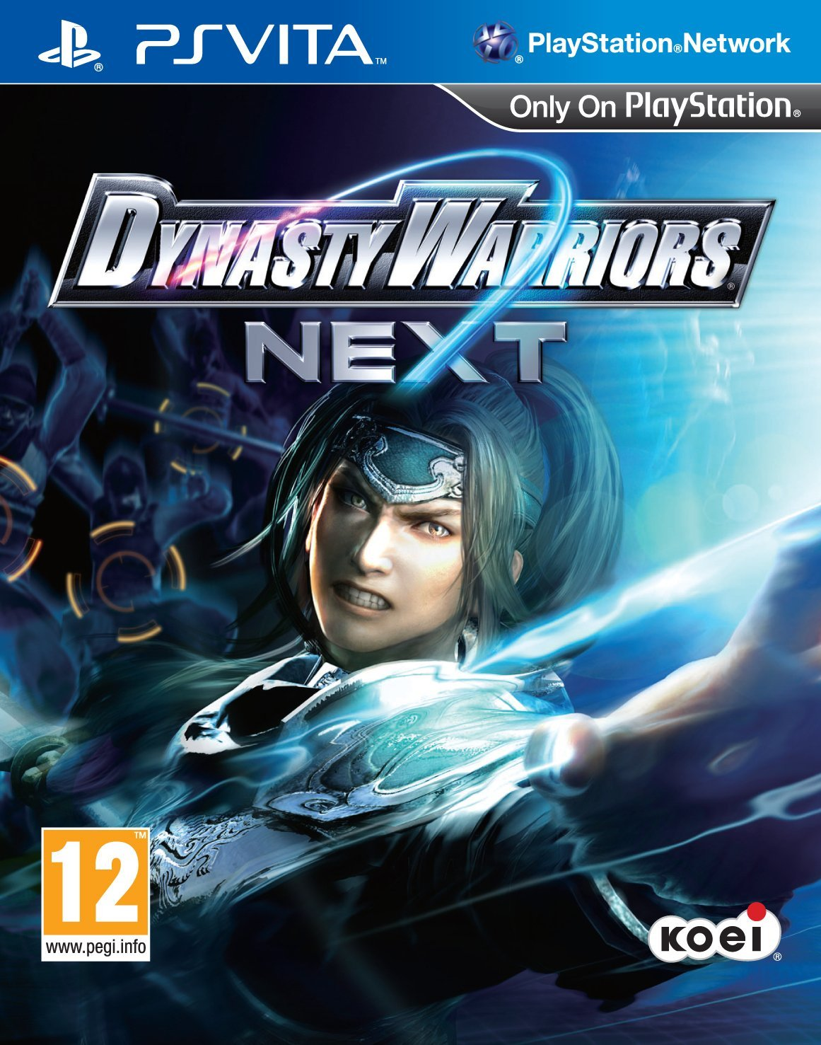 Dynasty Warriors Next - PS Vita Játékok
