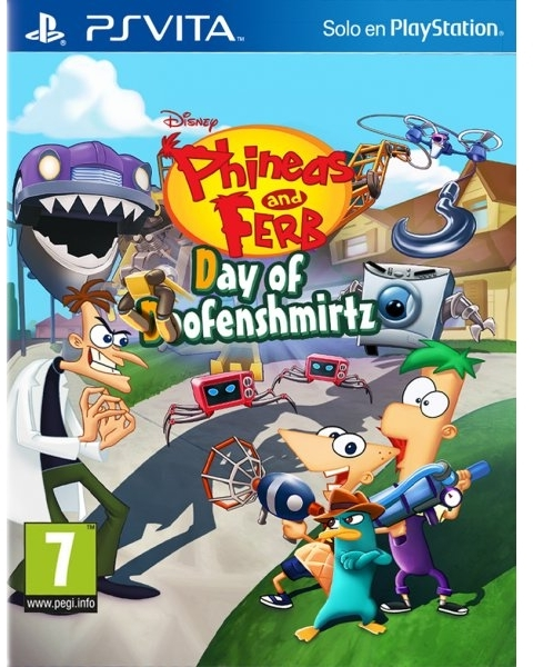 Phineas and Ferb Day of Doofenhmirtz