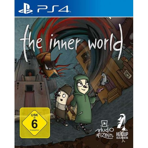 The Inner World - PlayStation 4 Játékok