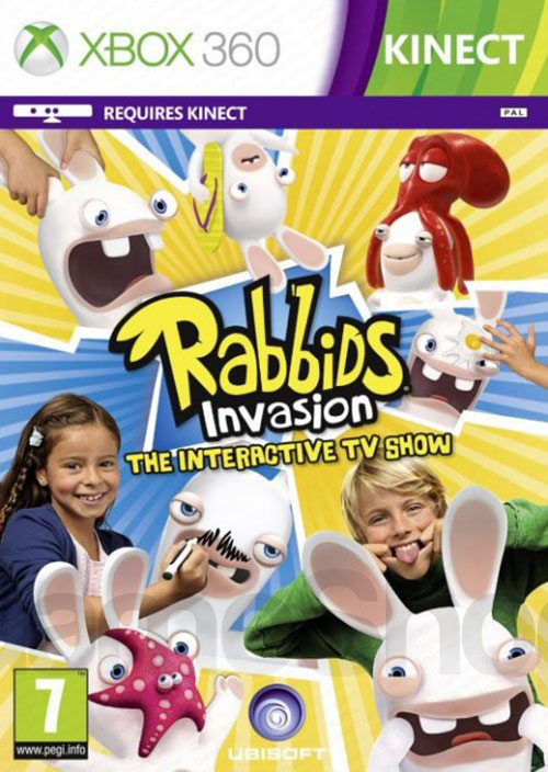 Rabbids Invasion The Interactive TV Show