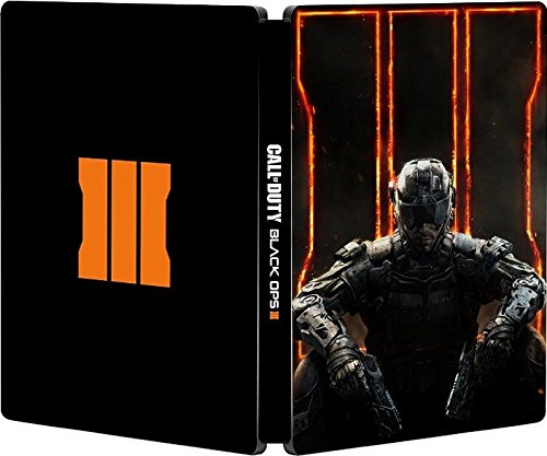 Call of Duty Black Ops III Limited Steelbook Edition