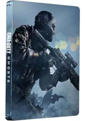 Call of Duty Ghosts Limited Steelbook Edition