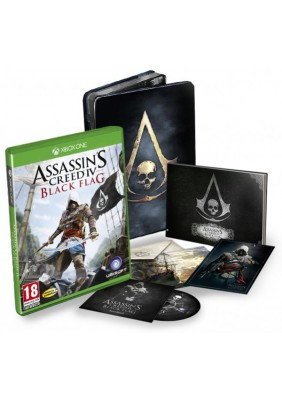 Assassins Creed Black Flag Skull Edition