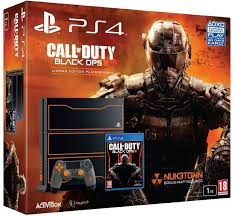 Sony PlayStation 4 1TB Call of Duty Black Ops III Limited Edition (doboz nélkül)
