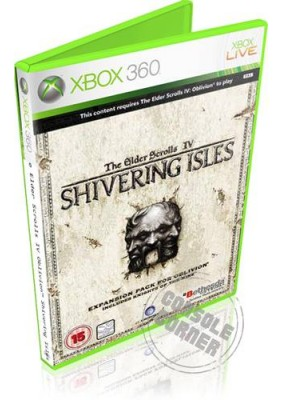 The Elder Scrolls IV Shivering Isles