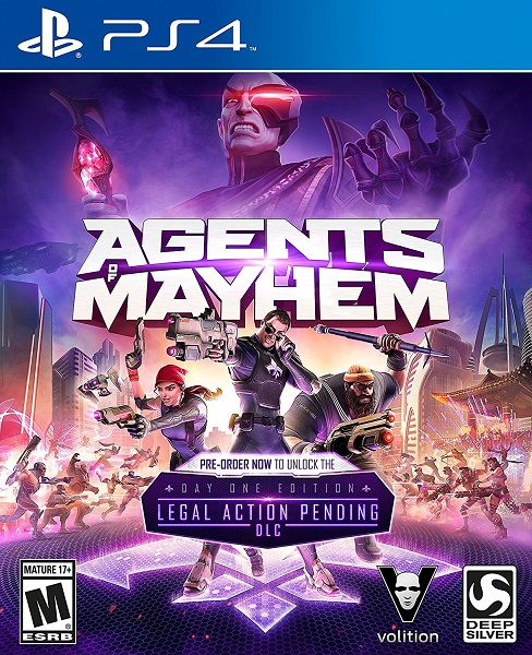 Agents Of Mayhem
