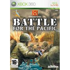 History Battle for the Pacific - Xbox 360 Játékok
