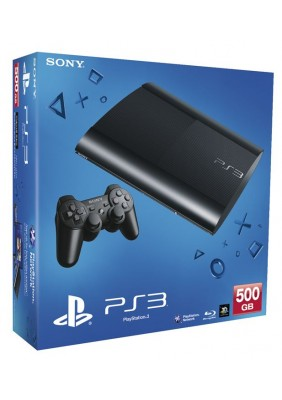 PlayStation 3 Super Slim 500 GB