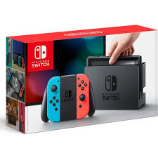 Nintendo Switch Neon Blue / Neon Red + Donkey Kong Country Tropical Freeze - Nintendo Switch Gépek
