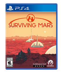 Surviving Mars - PlayStation 4 Játékok
