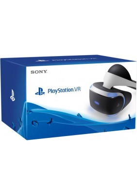 Playstation VR ( PSVR ) + V2 Kamera