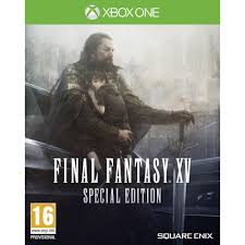 Final Fantasy XV Special Steelbook Edition