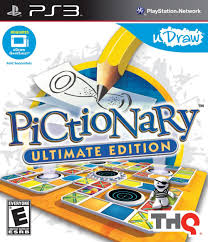 uDraw Pictionary Ultimate Edition (játékszoftwer)