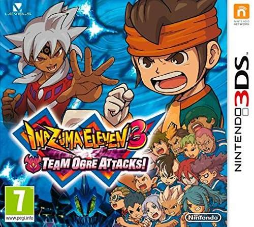 Inazuma Eleven 3 Team Ogre Attacks