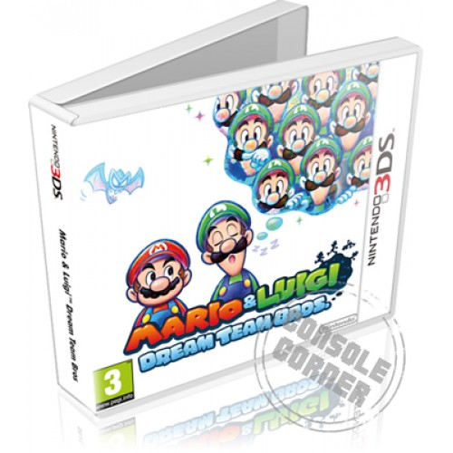 Mario & Luigi Dream Team Bros