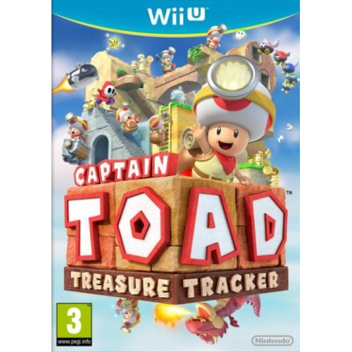 Captain Toad Treasure Tracker