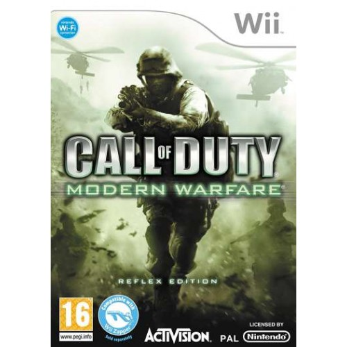 Call of Duty Modern Warfare Reflex Edition