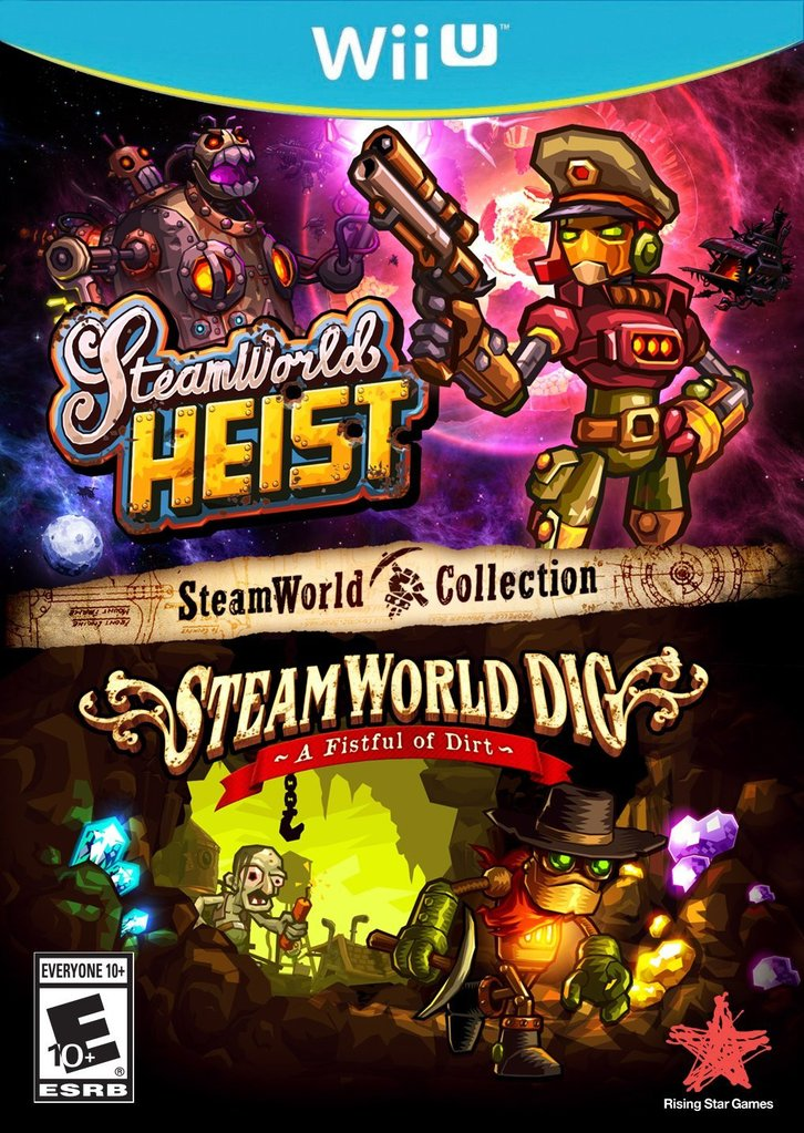 Steam World Collection