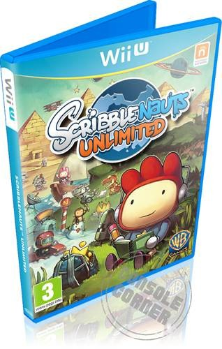 Scribblenauts Ultimated