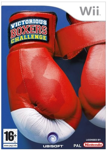 Victorious Boxers Challenge