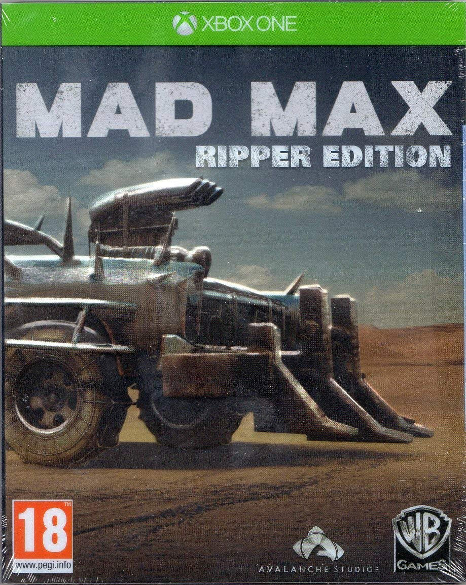 Mad Max Ripper Ripper Edition (Steelbook)