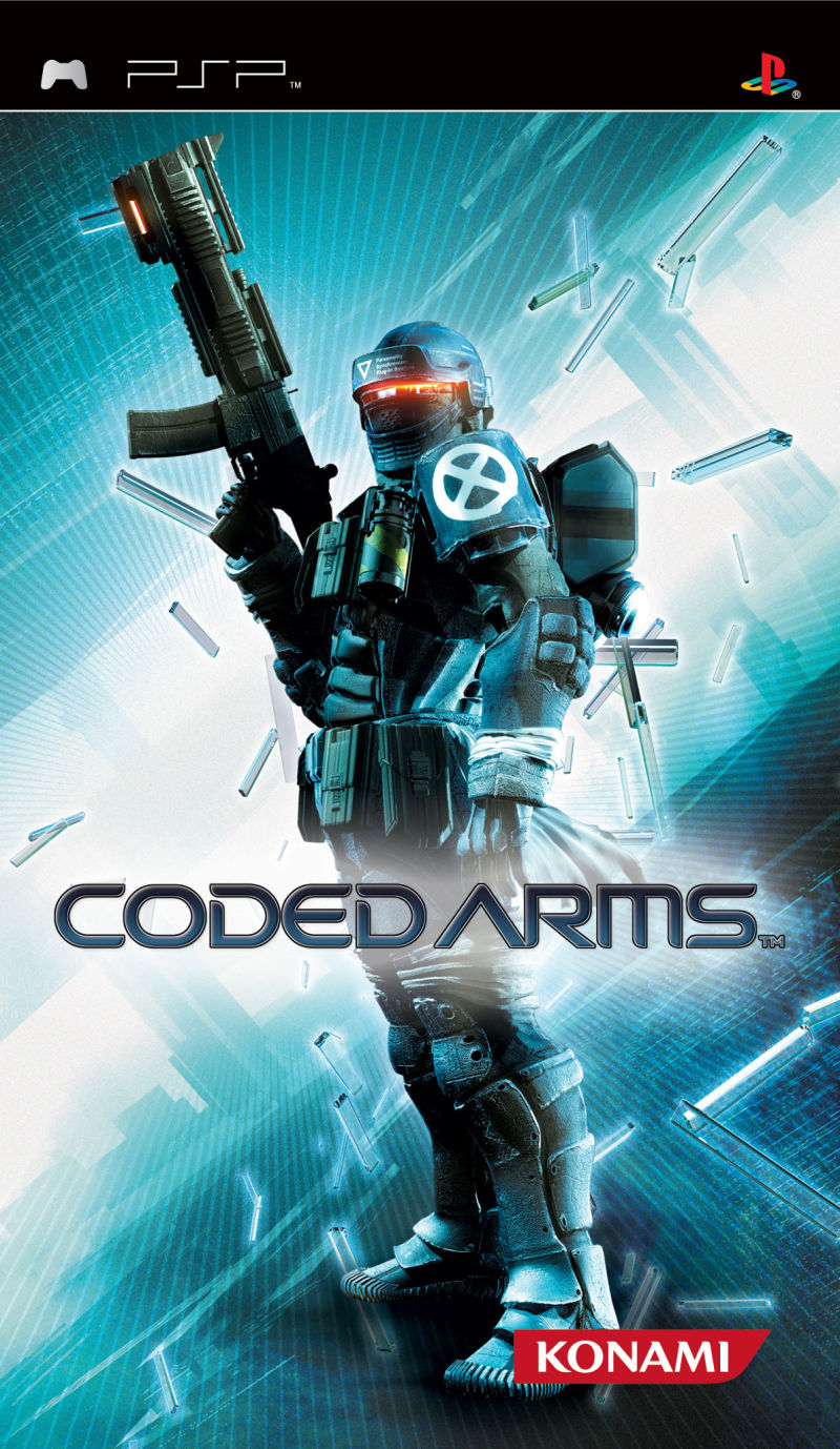 Coded Arms - PSP Játékok