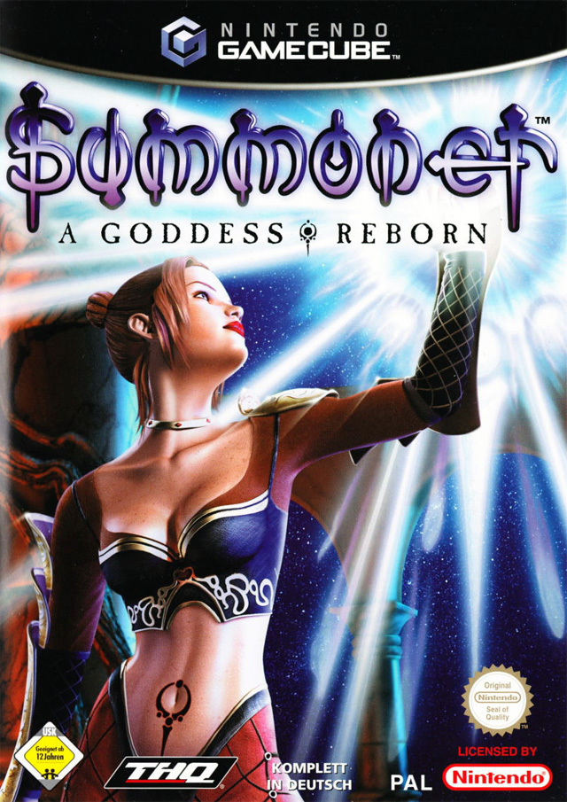 Summoner a Goddes Reborn