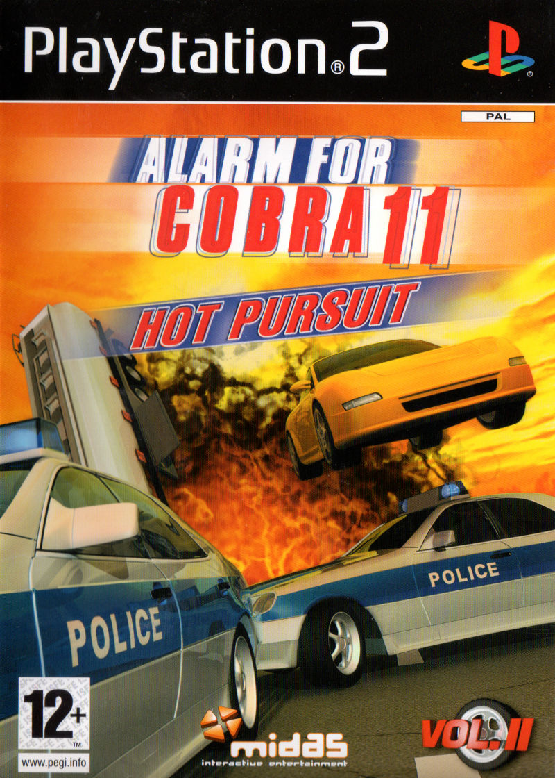 Alarm for Cobra 11 Vol 2 Hot Pursuit