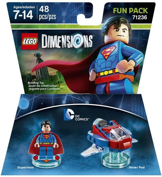 Lego Dimension Fun Pack (71236)
