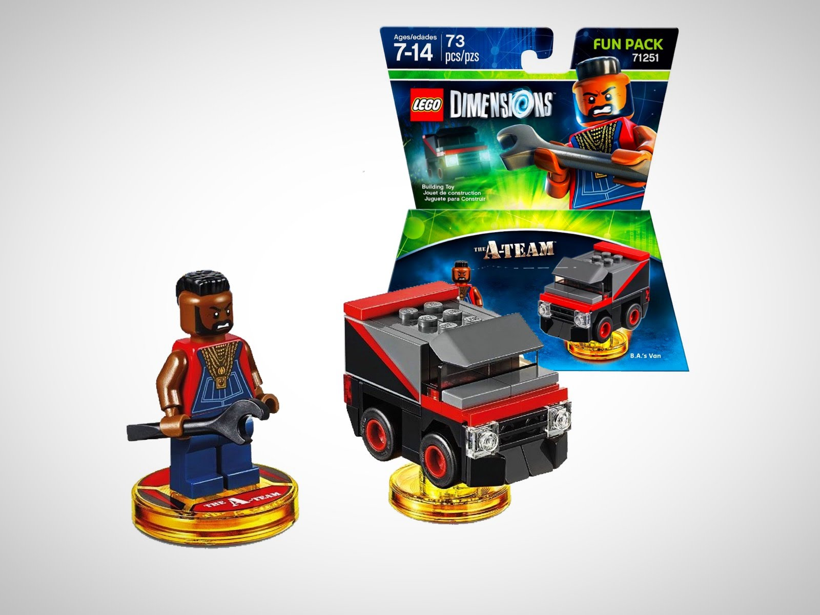 Lego Dimensions Fun Pack (71251)