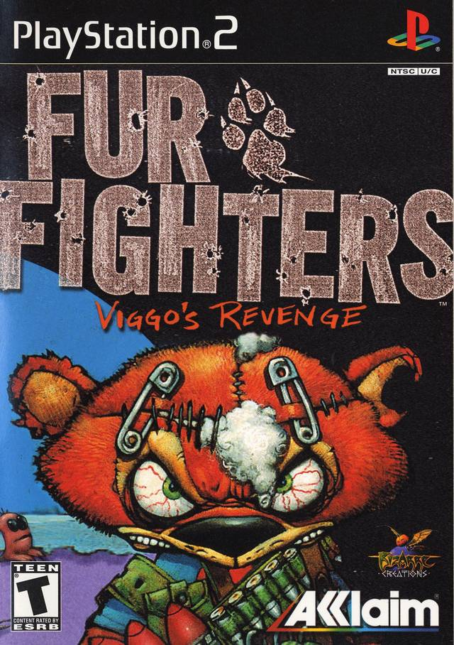 Fur Fighters Viggos Revenge