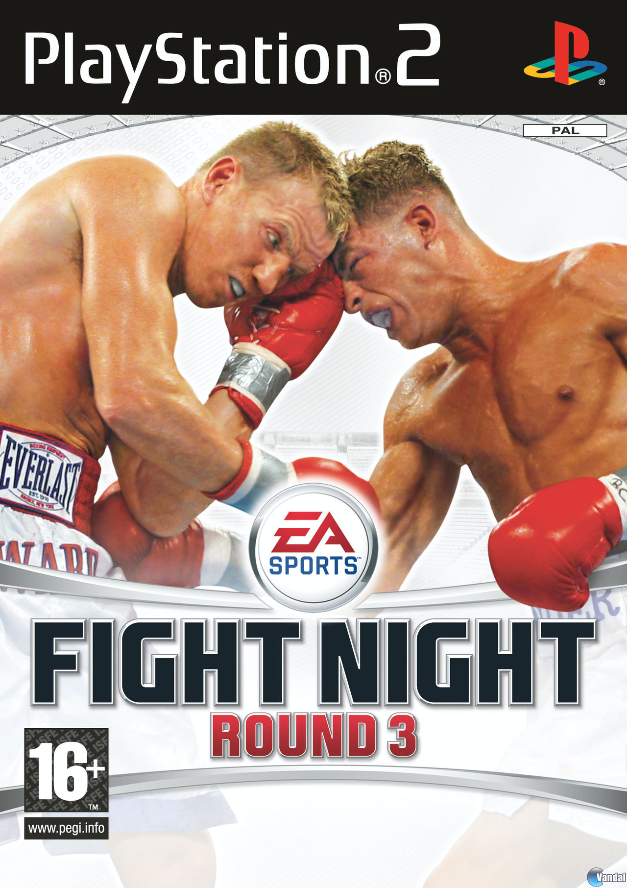 Fight Night Round 3 - PlayStation 2 Játékok