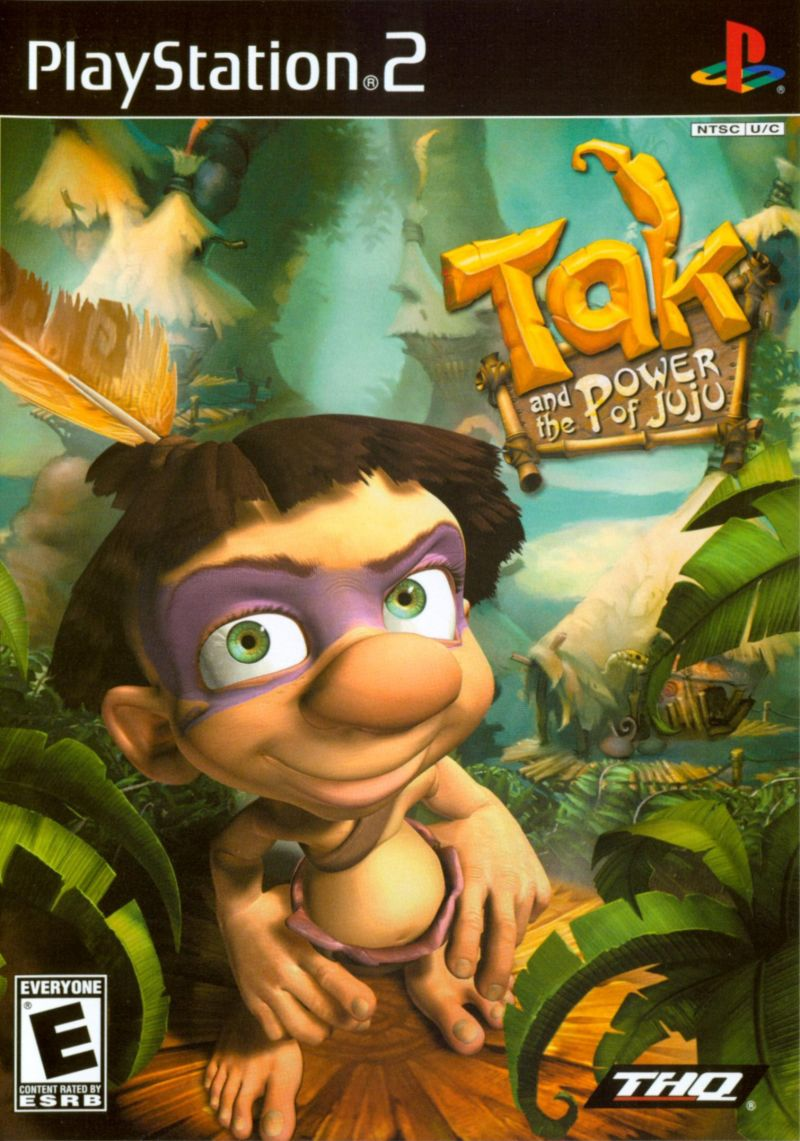 Tak And the Power of Juju - PlayStation 2 Játékok