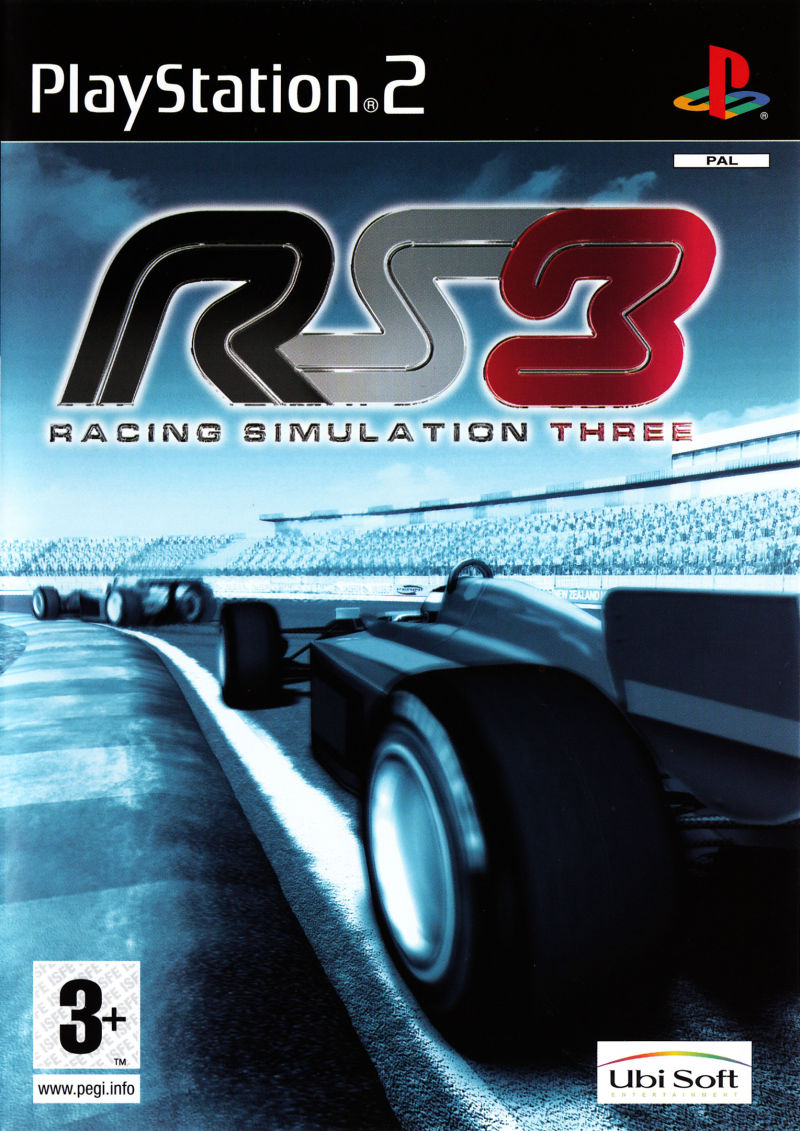 RS3 Racing Simulation 3