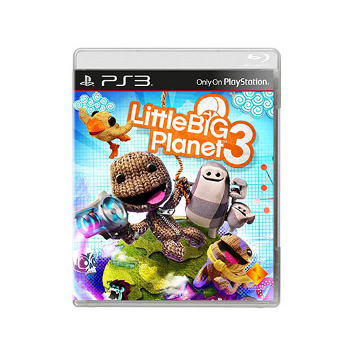 Little Big Planet 3 - PlayStation 3 Játékok
