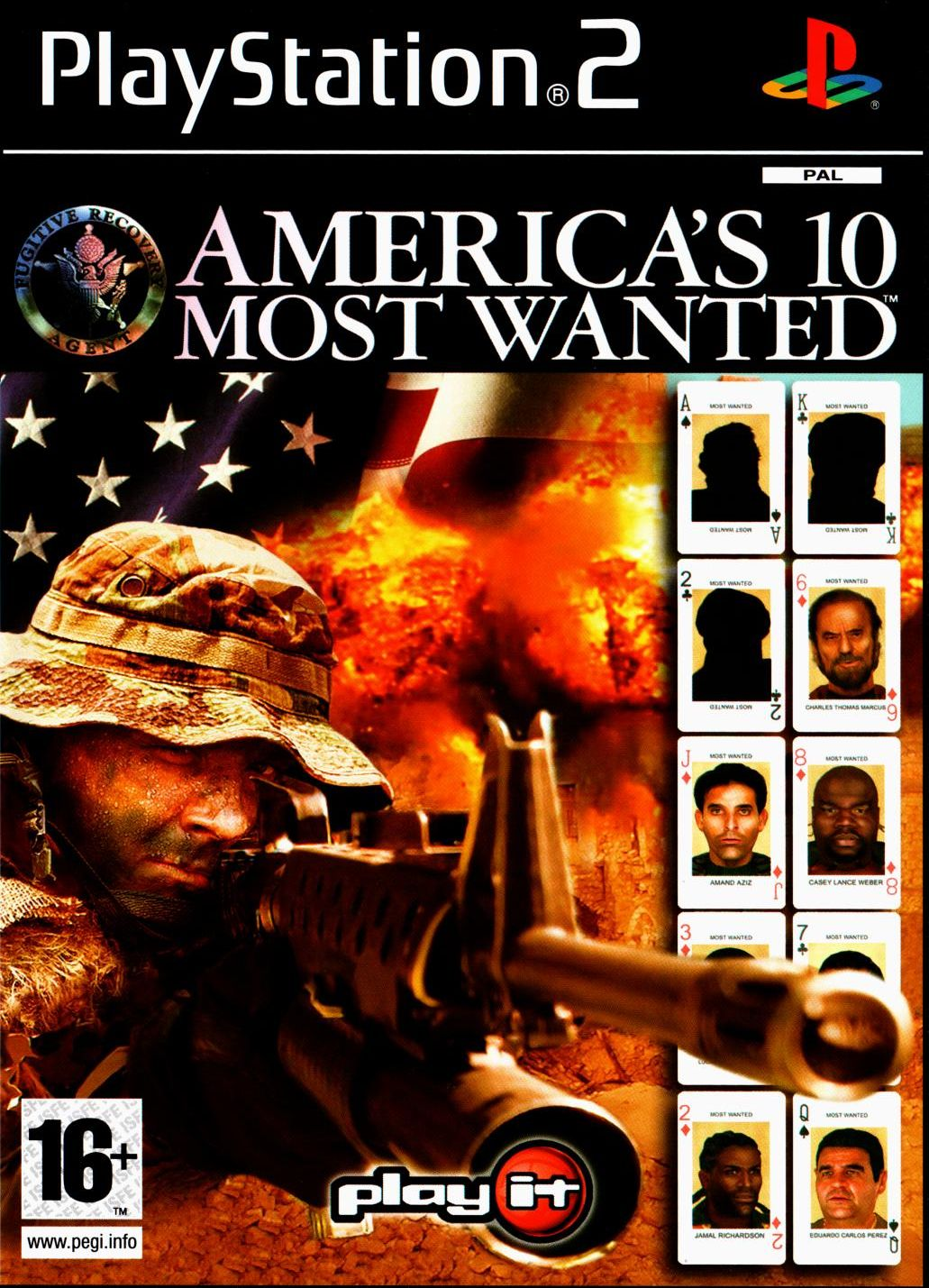 Americas 10 Most Wanted