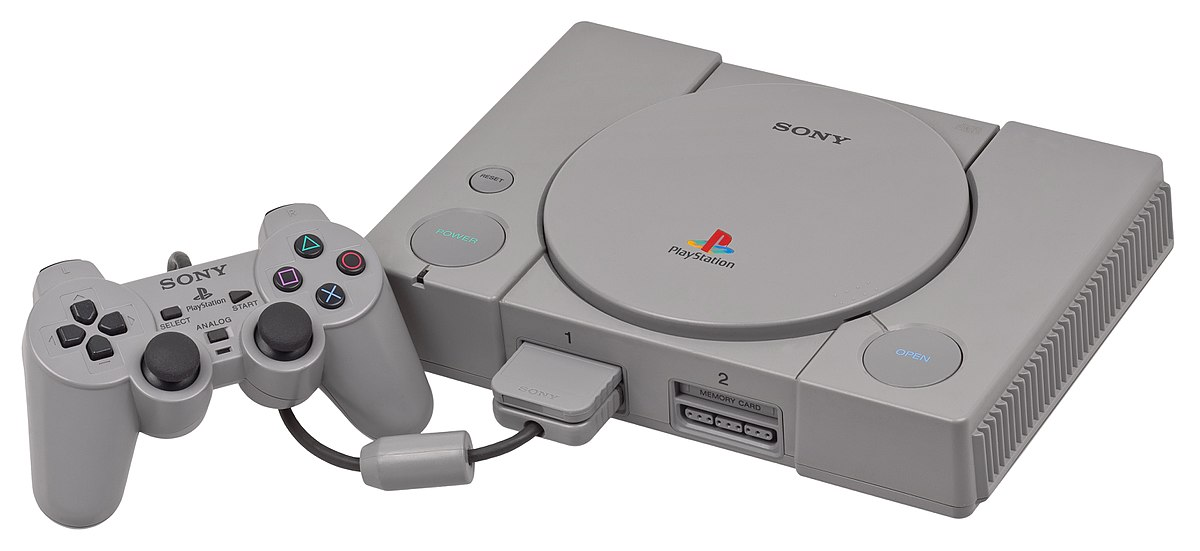 Sony PlayStation Fat - PlayStation 1 Gépek