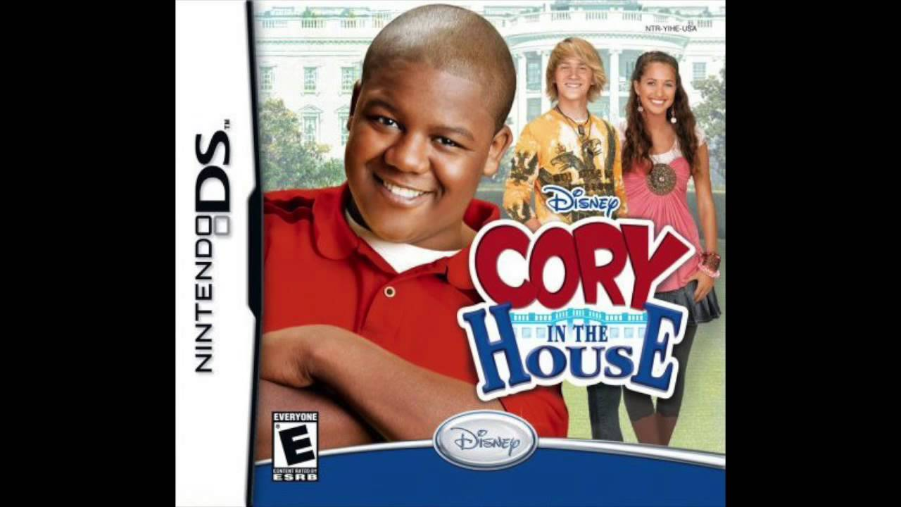 Disney Cory in The House