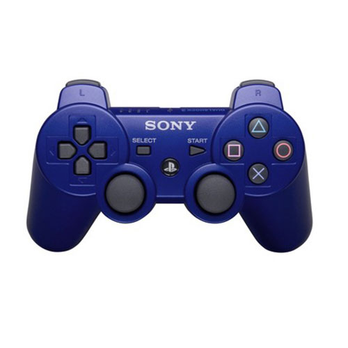 Sony Playstation 3 Dualshock3 Controller Blue