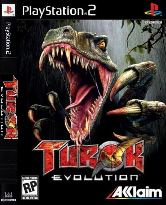 Turok Evolution - PlayStation 2 Játékok
