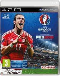 Pro Evolution Soccer 2016 UEFA Euro 2016 - PlayStation 3 Játékok