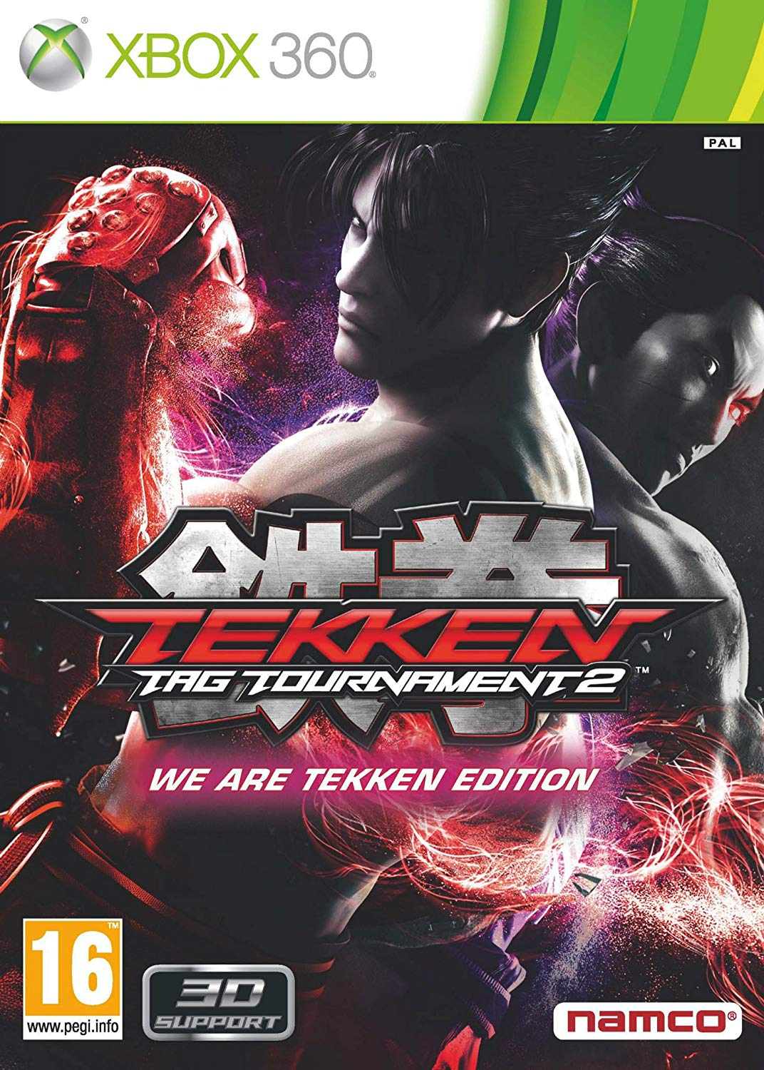 Tekken Tag Tournament 2: We are Tekken Edition - Xbox 360 Játékok