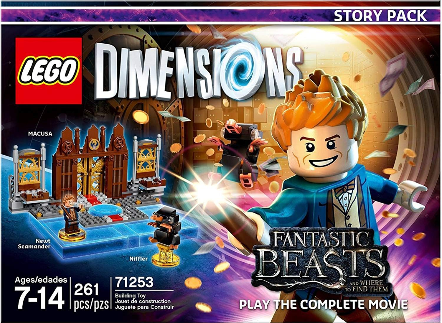 Lego Dimensions Fantastic Beasts and Where to Find Them Story Pack (71253)