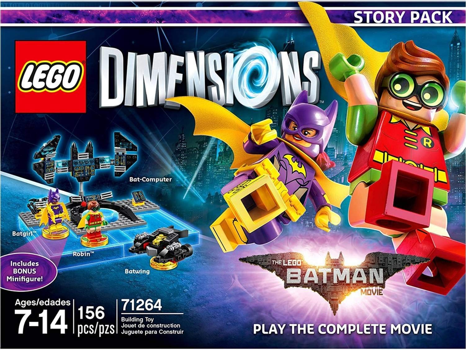 The Lego Batman Movie Story Pack (71264)