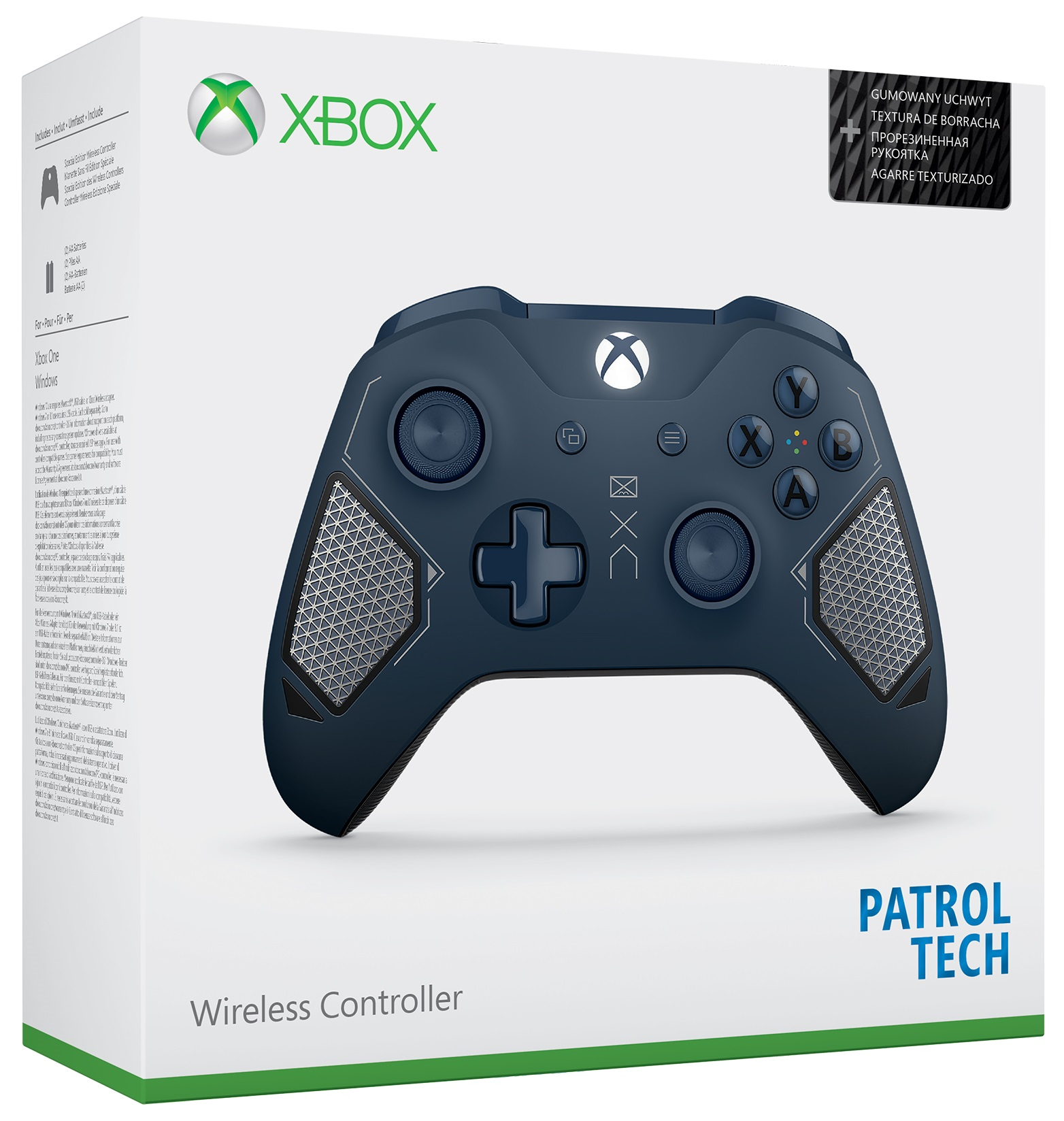 Microsoft Xbox One Wireless Controller Patrol Tech