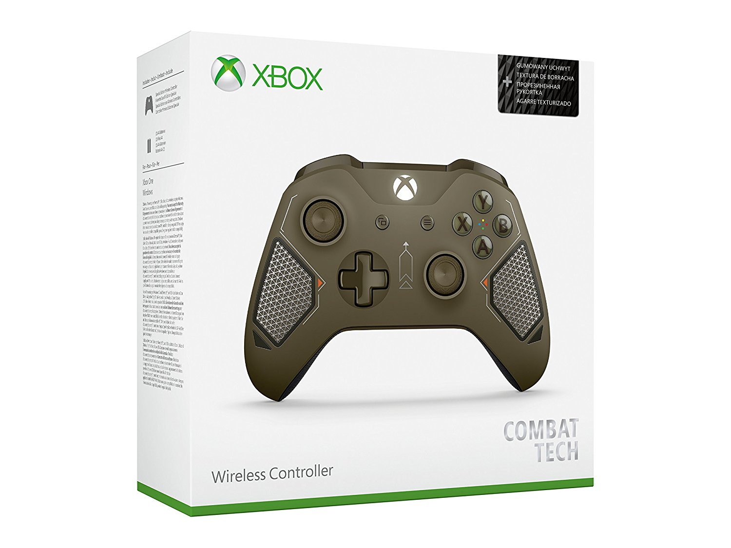 Xbox One Wireless Controller Combat Tech