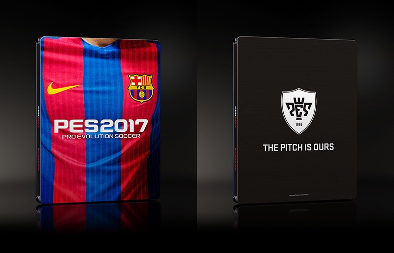 Pro Evolution Soccer 2017 (Steelbook)