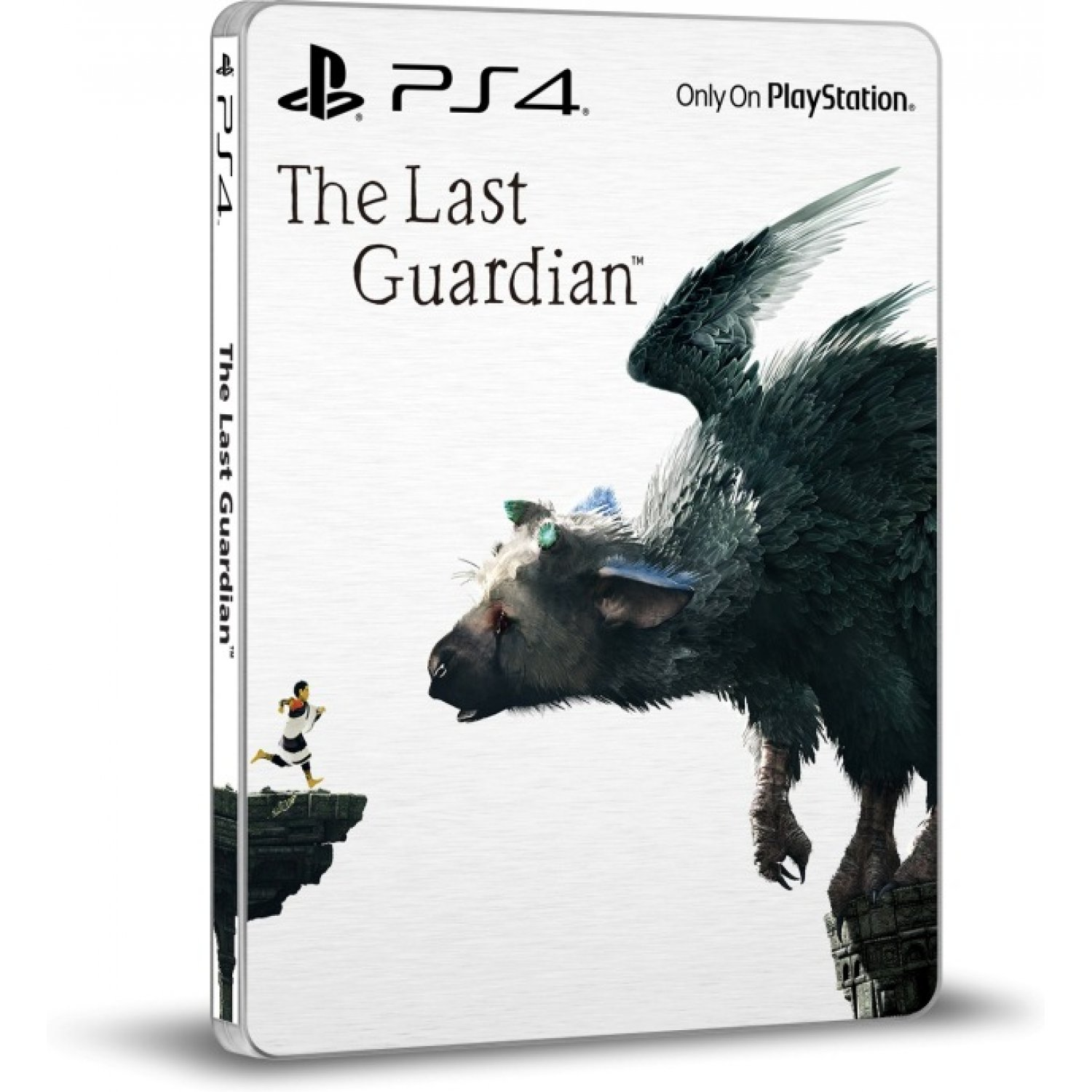 The Last Guardian (Steelbook) - PlayStation 4 Játékok