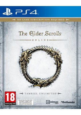 The Elder Scrolls Online Tamriel Unlimited (Steelbook)