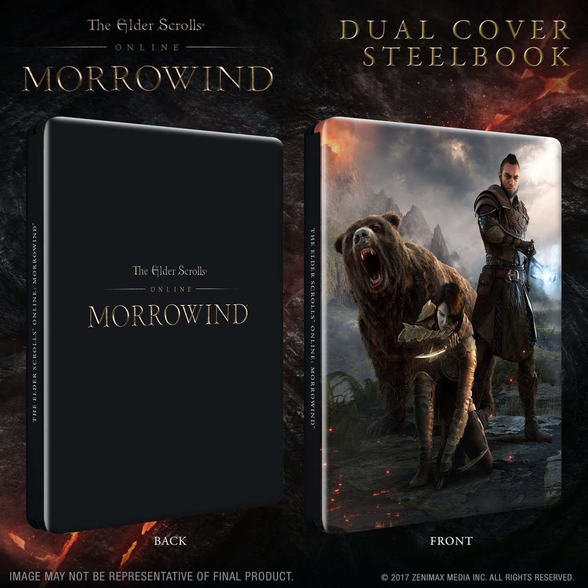 The Elder Scrolls Online Morrowind (Steelbook)